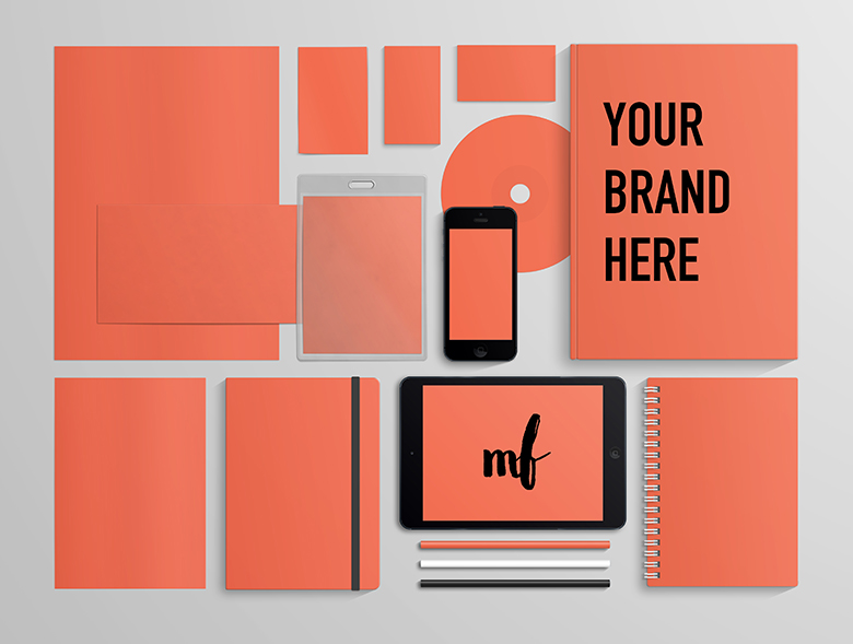Michelle Freelances branding services