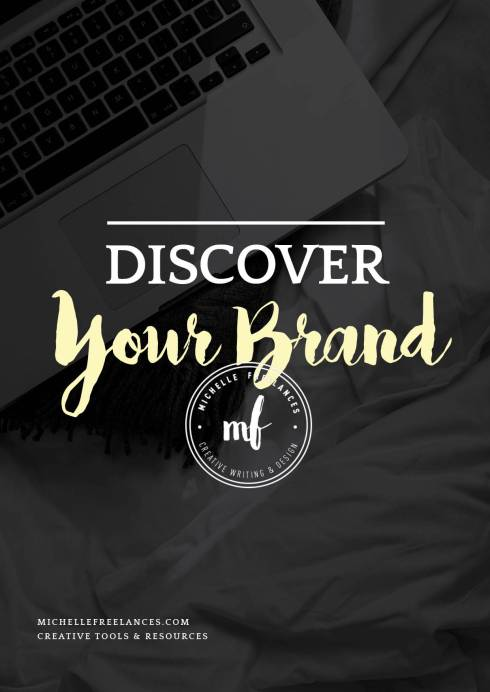 Discover-Your-Brand-MichelleFreelances