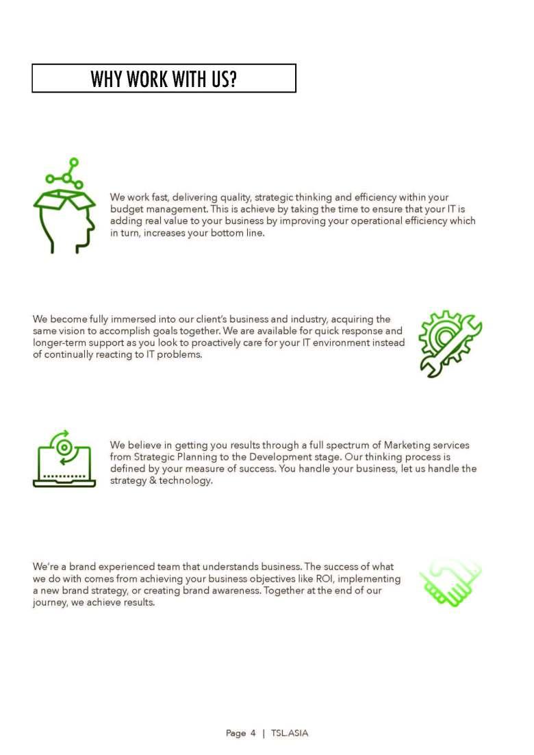 Company Profile: TSL Digital Marketing – michellefreelances